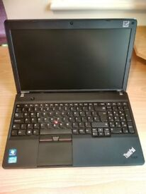 """Lenovo 15.6"""" i3-3120M 8GB RAM 500GB 7200 HDD Win10Pro MS Office ThinkPad E530c Laptop Delivery"""