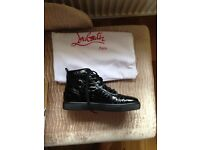 Louboutins trainers