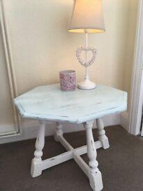 Shabby Chic Style Oak Table