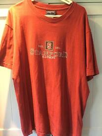 Free delivery Stanford University t shire size large