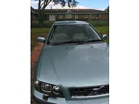 Volvo s40 automatic 2003 mot'd September 2017
