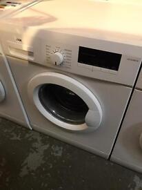 New Graded Logik 8kg Washing Machine - White