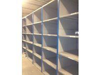dexion impex industrial shelving 2.4m ( storage , pallet racking )