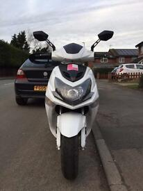 Lexmoto FMX 125cc Moped 2016 Reg Scooter