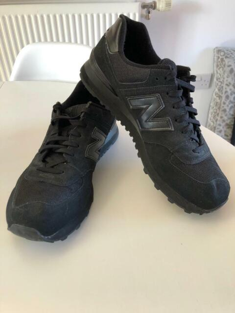 innovative design d8823 71c7f New Balance Black 574 V2 Suede Trainers | in Salford, Manchester | Gumtree