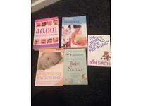 Baby pregnancy books