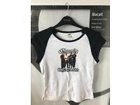 Good Charlotte Band Tshirt - Ladies SMALL - £5