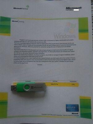 Microsoft Visio 2016 Professional 2 Pc License 100  Genuine