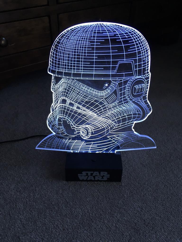 Star Wars USB Light