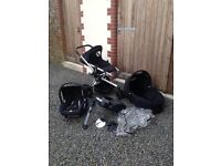 Quinny Buzz Complete Travel System (Pram/Pushchair/Car Seat)