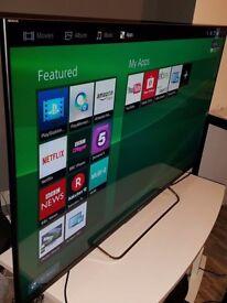 "Sony Bravia 50 "" smart tv for sale"