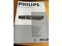 Philips C753 Compact Disc Player