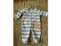 Boys baby clothes 0-3 months bundle ( 20 items)