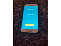 S6 edge 64gb, very good condition on 3 network, white