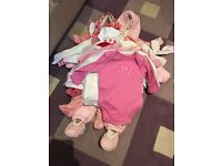 Great baby girl Clothes 0-3 Months!!!! Must go ASAP!!
