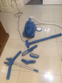 HomePure GS7U clothes and fabric Steam cleaner - W12