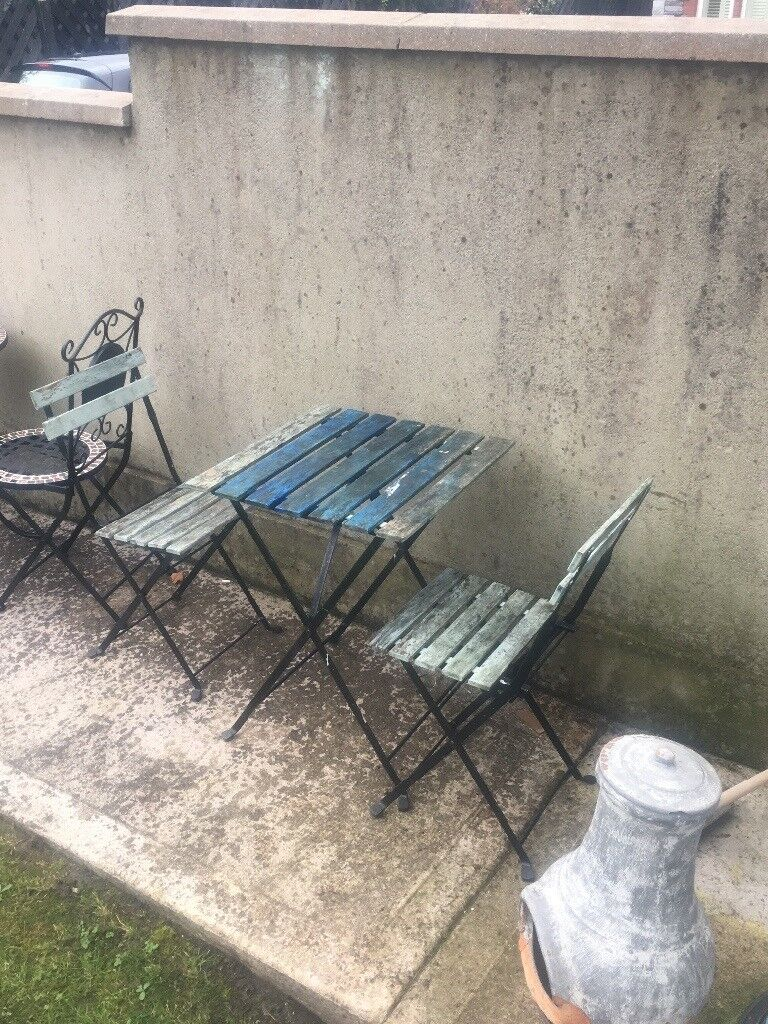 French bistro 2 seater