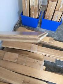 Solid Wood Flooring 12 3m2