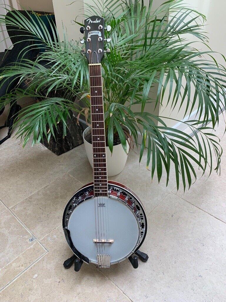 Fender Rustler 6 string banjo | in Witney, Oxfordshire | Gumtree