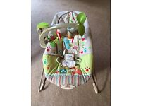 Babies bouncing chair Free