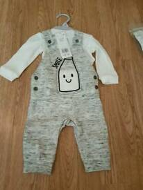 Baby boy clothes 0-3 and 3-6