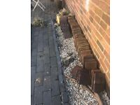 100 Roof Tiles (approx)