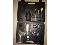 Devilbiss starting line spray gun kit