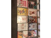ASSORTED DVD's/BOX SETS