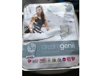 Dream genii Maternity pillow/ breastfeeding pillow