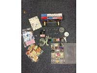 Bracelet Making Kit Including Loom Machine