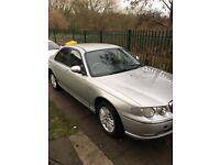 Rover 75 Saloon Metallic Silver