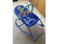 Fisher Price link a doos Infant to toddler seat and rocker (used) - excellent condition