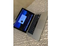APPLE MACBOOK PRO 13 INCH CORE i7 3.6GHZ 500GB HDD OS MOJAVE NEW BATTERY