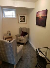 Talking therapy | Consultation rooms and Office available