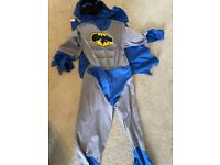 Batman costume 5-6 years old