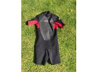 ONEILL Shorty Wetsuit Age 14