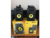 KRK Rokit5 RP5 G3 Powered Studio Monitors