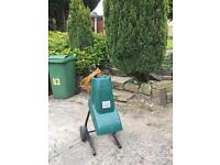 Tree Garden Chipper and Shredder [ shreder ] - used condition, works