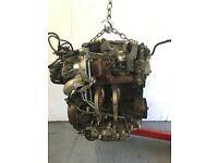 RENAULT TRAFIC 2.0 M9R ENGINE COMPLETE 64K MILES VIVARO PRIMASTAR INJECTORS 2007 ONWARDS