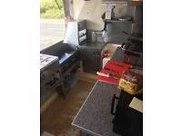 Catering Trailer 4M approx