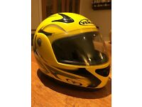 Vemar flip-up front motorcycle helmet - Size 60 large