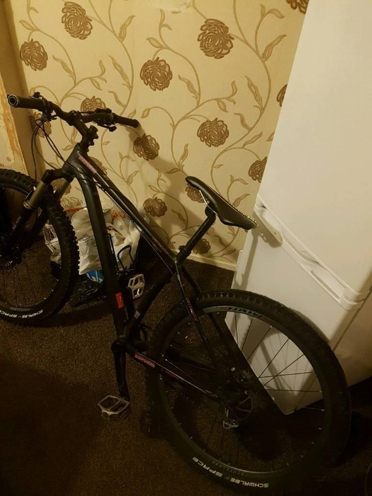 Specialized Mountain bike custom
