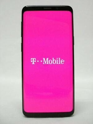 T-MOBILE SAMSUNG GALAXY S9 BLUE LTE GSM UNLOCKED 64GB NO CONTRACT AWESOME PHON