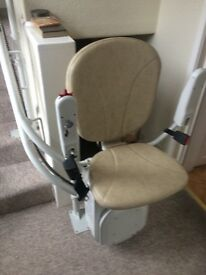 Stairlift as new.