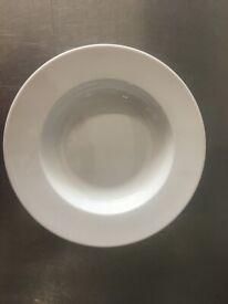 Pasta bowls/salad plate