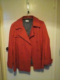 Ladies ELVI coat/jacket , size 22