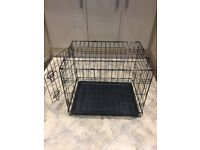 Small Black Pet Cage