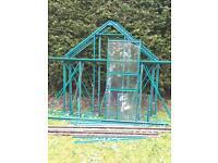 Greenhouse 8 x 6 feet