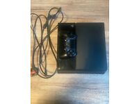 PS4 500GB console, controller and 11 games