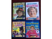 Mrs browns DVD's